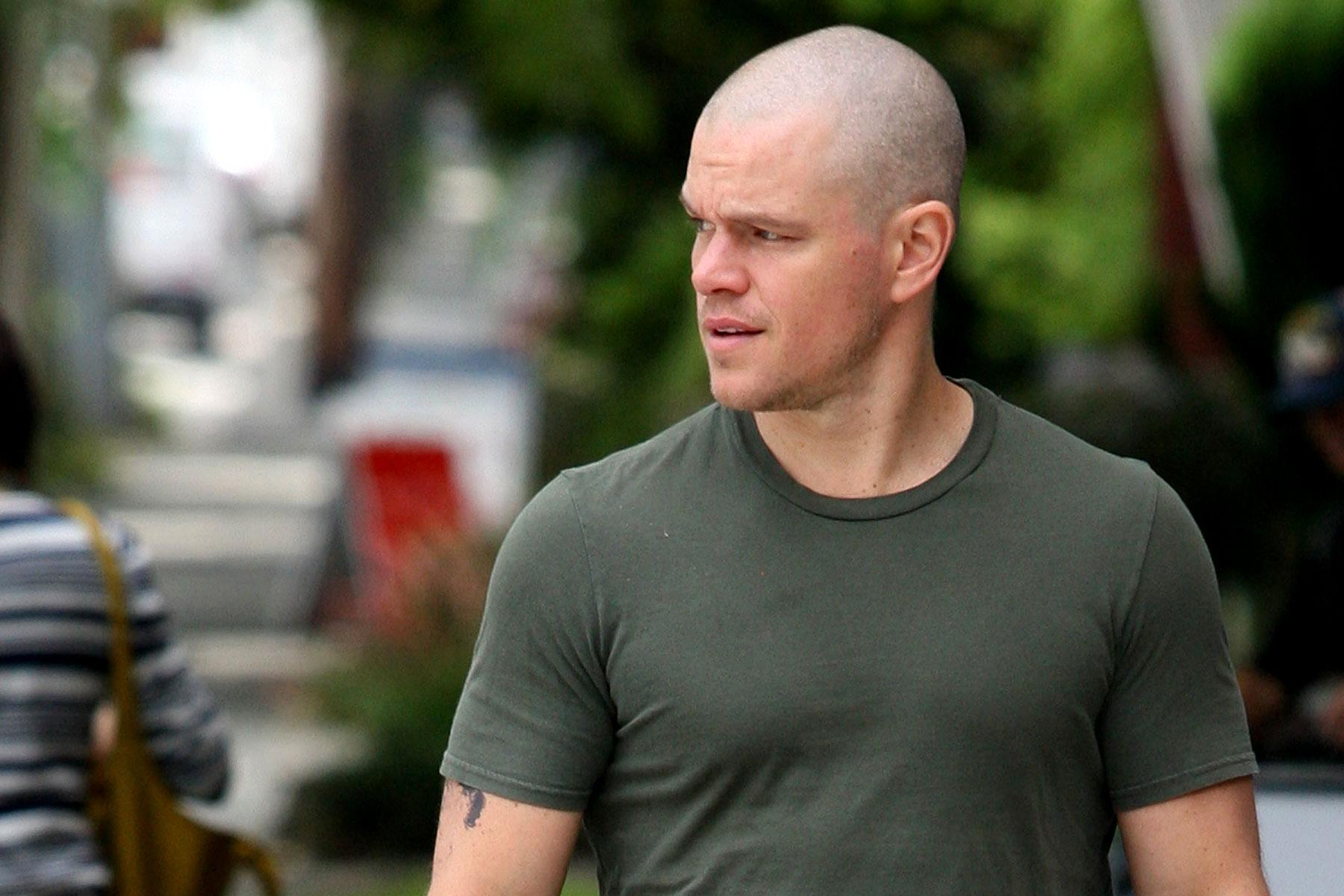 13 reasons why bald men are charismatic