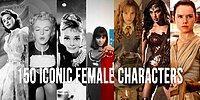 150 лучших женских ролей в одном видео