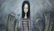 These 29 Illustrations Show The True & Scary Face Of Depression