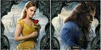 Новые постеры с персонажами «Красавицы и Чудовища» просто волшебны!