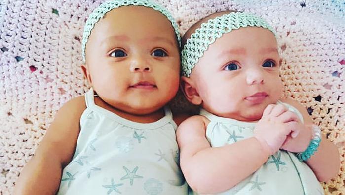Двойняшки как сделать их 930
