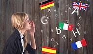 Тест: какой иностранный язык должен был быть вашим родным языком?