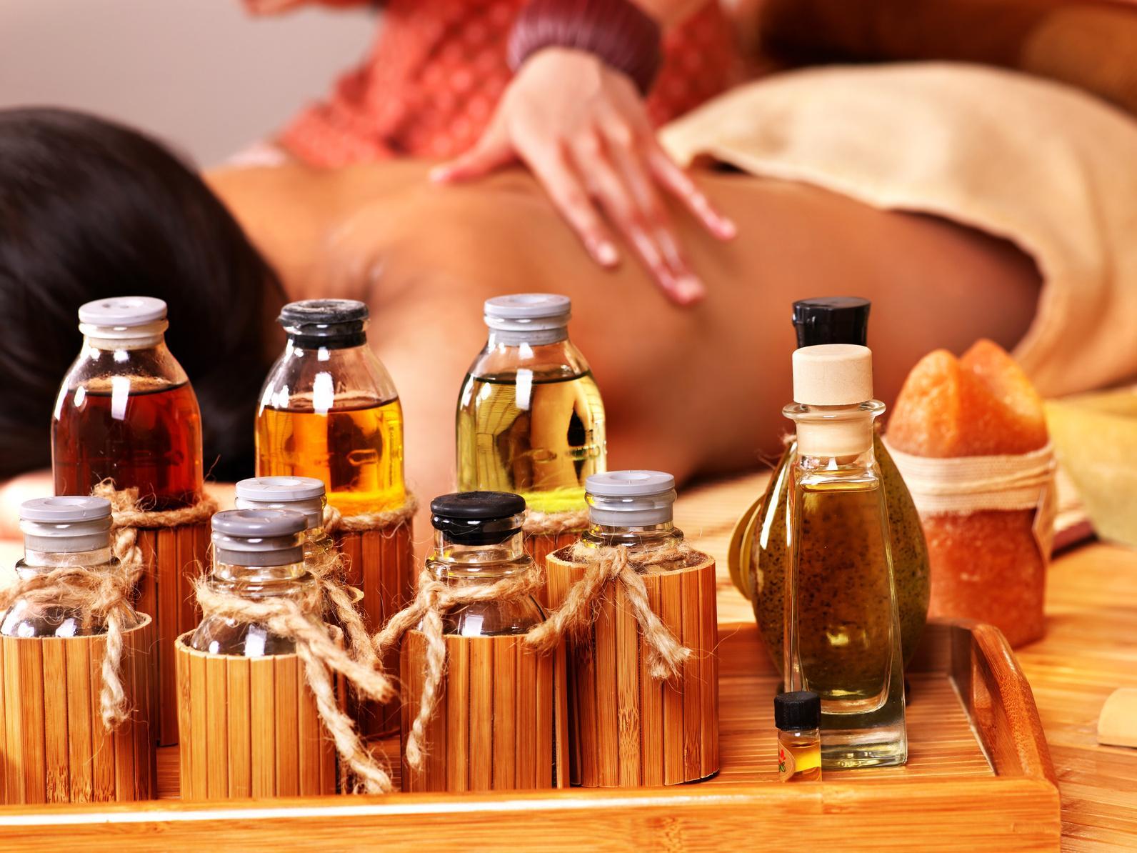 Состав масла для массажа своими руками