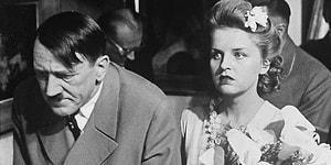 Фотографии голой Евы Браун, жены Гитлера