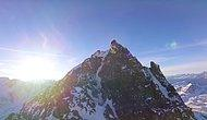 Close Up Beauty: The Alps With A Drone...
