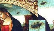 10 загадочных древних картин, которые заставят вас поверить в НЛО