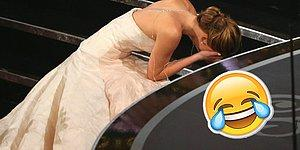 19 Massive Celebrity Fails On Screen!