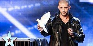 Incredible Dove Illusionist Blows Everyone's Mind On Britain's Got Talent!