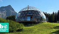 The Amazing Couple Who Built A Glass Dome Eco House In The Arctic Circle!
