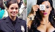 Свободные нью-йоркские нравы: днем в полицейской форме, а вечером в нижнем белье