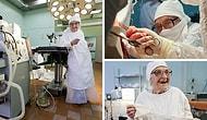 Встречайте старейшего в мире хирурга: ей 89, но она до сих пор проводит 4 операции в день