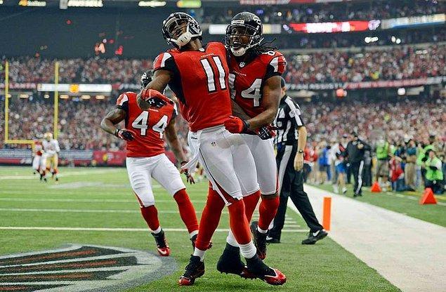 8. Diğer finalist Atlanta Falcons da kupa için mücadele verecek.