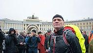 Русский Форрест Гамп: 60-летний петербуржец обошёл всю Землю за 676 дней
