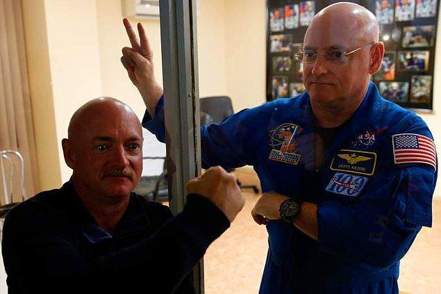 Uzayda uzun bir süre kalmanın insan bedeni üzerindeki etkilerini araştırmak için gerçekleştirilen bu deney, Mart 2016 yılında sona erdi ve Scott Kelly tekrardan Dünya'ya döndü.