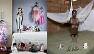 15 Children Around The World Pose With Most Beloved Possessions!