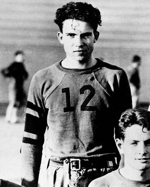 12. Richard Nixon - Yaş: 20