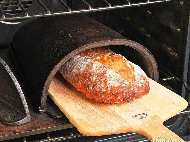 11. Bayat ekmeklerinizi tazelemek için kullanabilirsiniz.