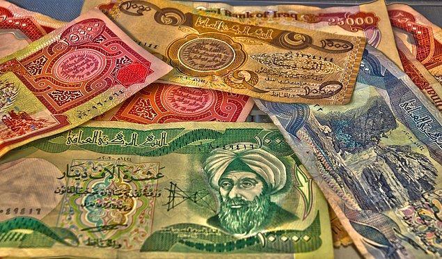4. Kuveyt'te hangi para birimi kullanılıyor?