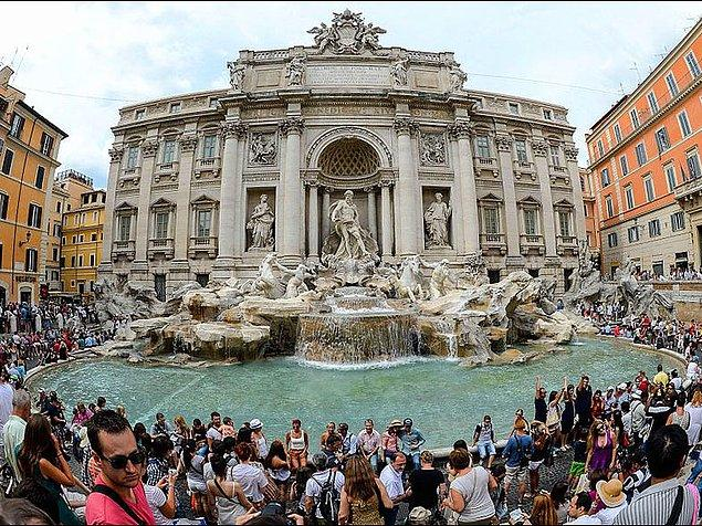 15 самых знаменитых туристических мест, которые в реальности выглядят не так безупречно, как на фото