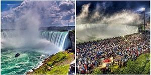 Ожидание и реальность: 15 известных мест, которые выглядят совсем не так, как на фото