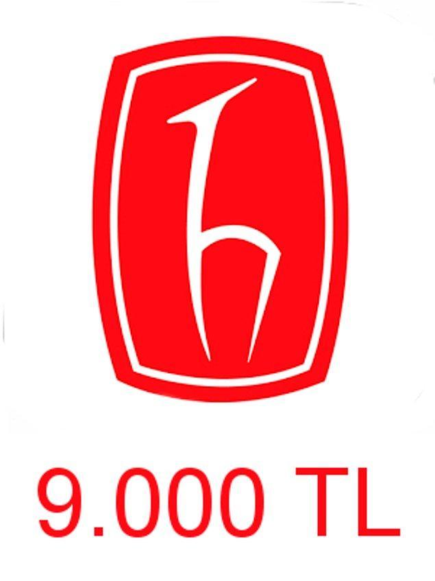 Hacettepe - 9.000 TL!