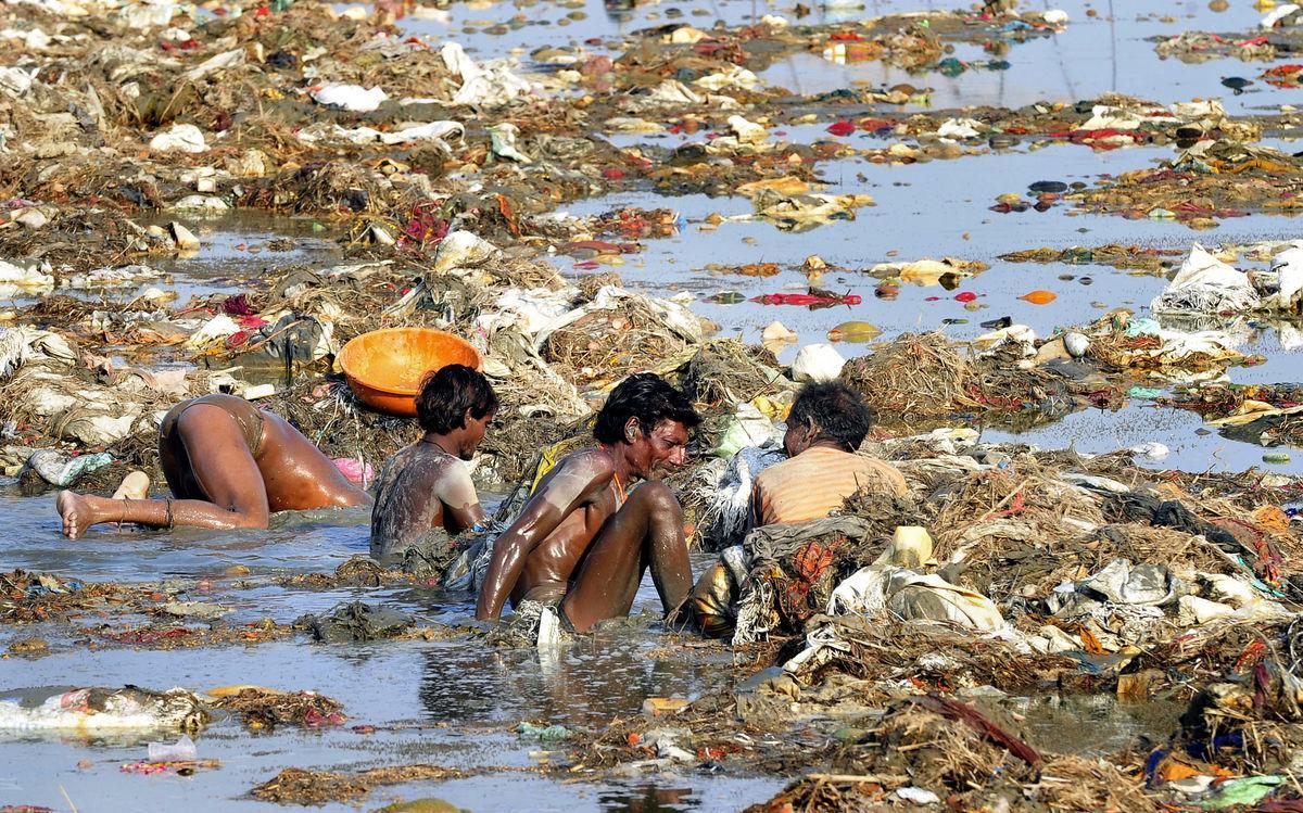 history of ganga river essay