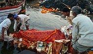 Варанаси - город мертвых: шокирующие фото не для слабонервных