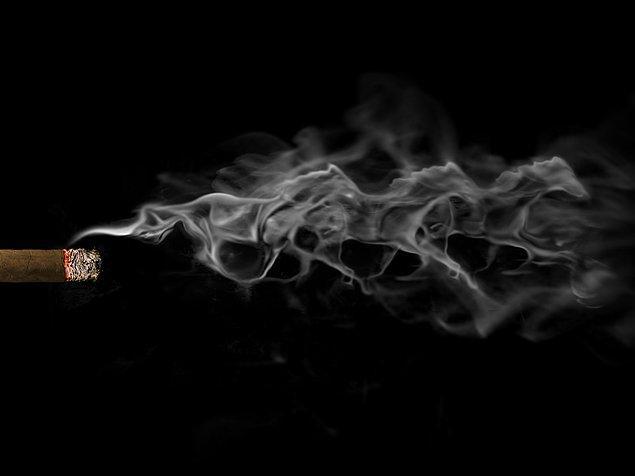 600 bin kişi sigara içmeyip, dumanına maruz kaldığı için hayatını kaybediyor.