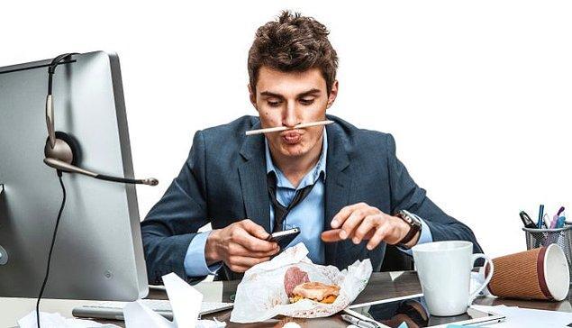 Diğer taraftan, insani bir davranış olsa da savsaklamak iş yaşamında etik dışıdır.
