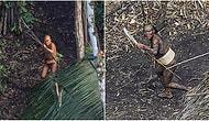 Фотограф сошел с маршрута в джунглях и наткнулся на агрессивное племя аборигенов