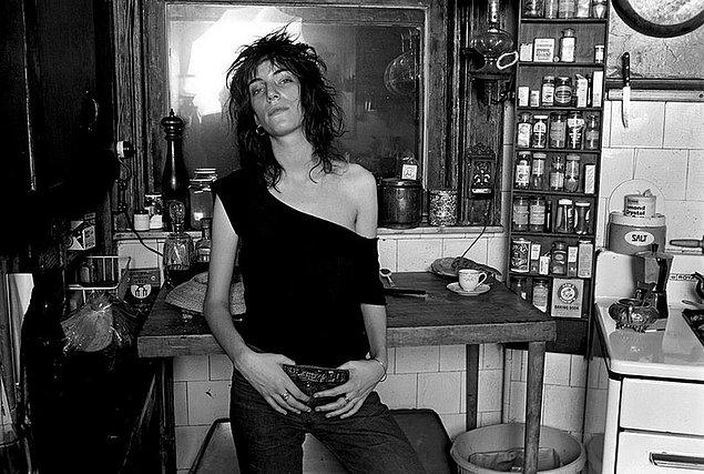 24. Patti Smith