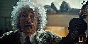 "Nat Geo's First Scripted Series ""Genius"" Will Start With Einstein!"