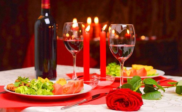 4. Düzen romantizmin bir parçası