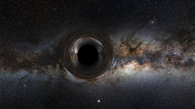 Kızıltan ve ekibi, bu kara deliğin keşfinde daha önce denenmemiş farklı bir yöntem uyguladı.