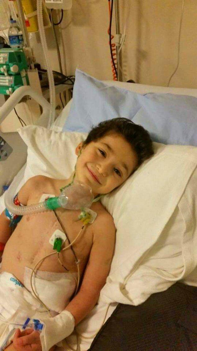 Profesör Doktor Tutar: 'Yaşaması için kalp nakli şart'