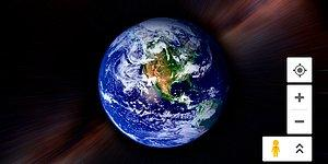 Прокатимся вокруг света с Google Maps? 😉