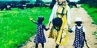 Мадонна удочерила малавийских близнецов