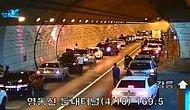 Terrific In Traffic: South Koreans' One Of A Kind Reaction To A Tunnel Accident
