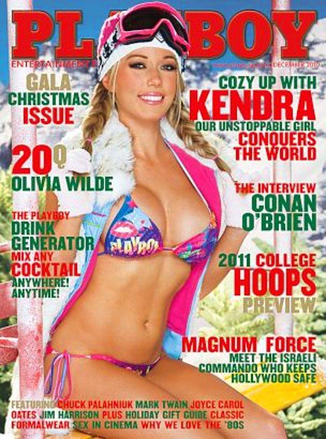 """Ekim ayında dergiden kamuoyuna yapılan açıklamada ise, """"Neden diye soruyorsanız eğer, Playboy yıllardır çıplaklığın dostu olmuştur, çıplaklık da yıllardır Playboy'un dostu olmuştur. Kısaca cevaplamak gerekirse: devir değişir."""""""