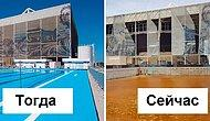 13 шокирующих фото спортивных объектов спустя всего 6 месяцев после Олимпиады в Рио