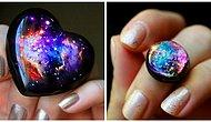 Вся Вселенная у вас на пальце! 10 дизайнерских украшений неземной красоты