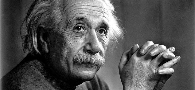 Albert Einstein!