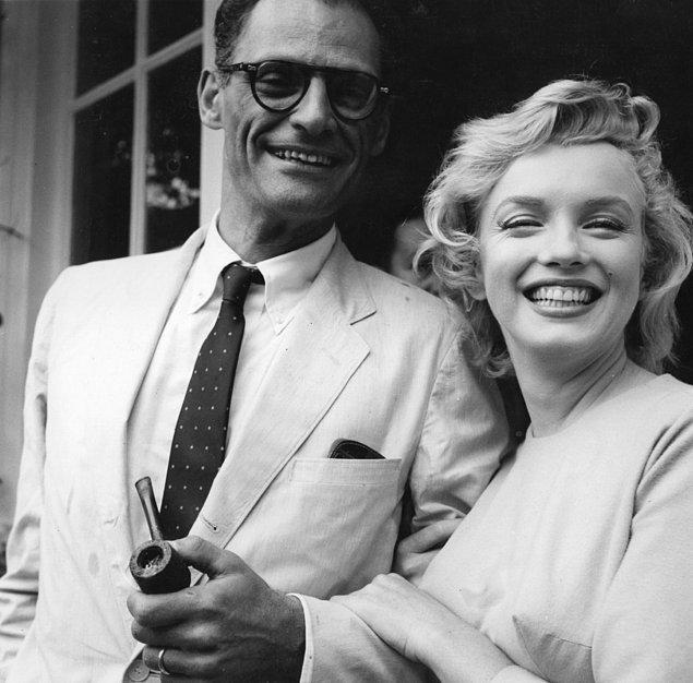 5. Arthur Miller ve Marilyn Monroe