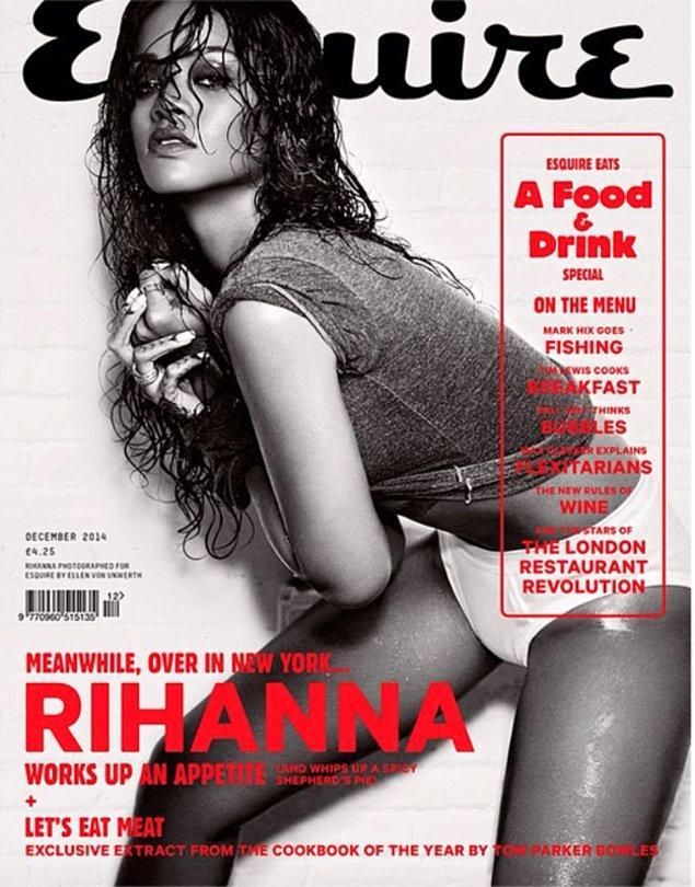 13. Kasım 2014 yılında Esquire dergisi için verdiği bu poz ile hepimizin içindeki spor aşkını ortaya çıkartmıştı.