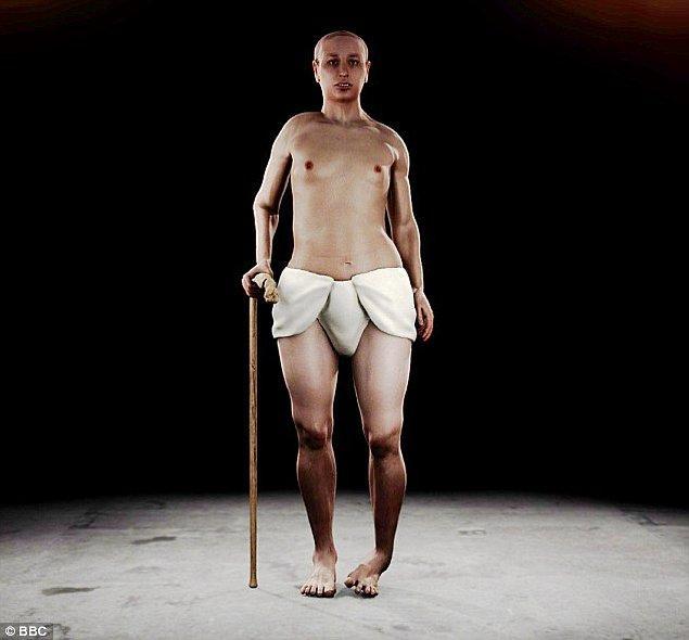 4. Tutankhamun'un annesi ve babası büyük ihtimalle kardeşti. Bu nedenle bir ayağı çolak, geniş kalçalı, iri göğüslüydü. Baston olmadan yürüyemiyordu ve zayıf bir bağışıklık sistemi vardı.