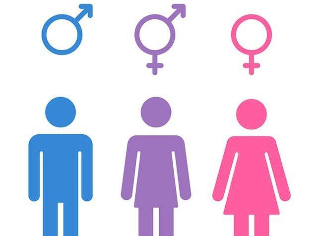 Baskın Cinsiyetin: %50 Erkek, %50 Kadın!
