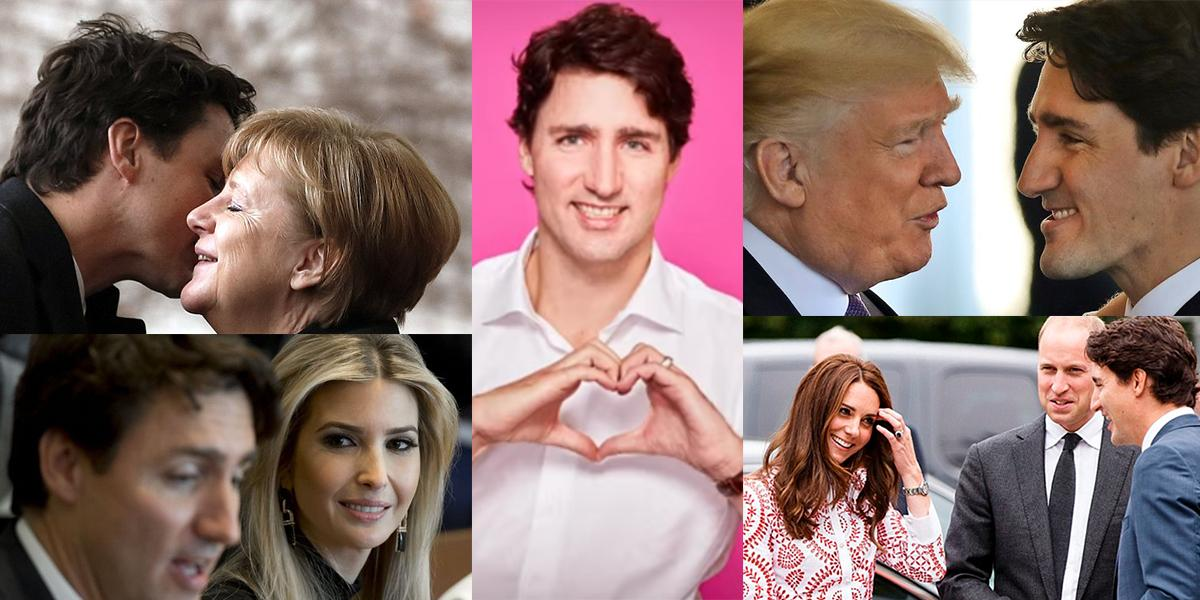 Everybody Loves Cool Justin Is Trudeau The Sexiest Leader