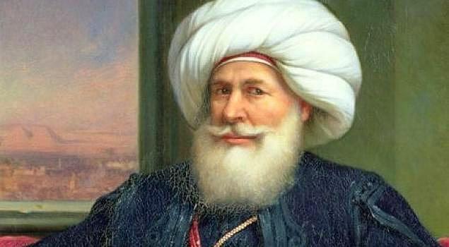 Tarihi tam olarak bilinmese de kuvvetle muhtemel 1808-1828 arasındaki bir tarihte Padişah II.Mahmud'a hediye edilmek üzere İstanbul'a bir zürafa gönderildi.