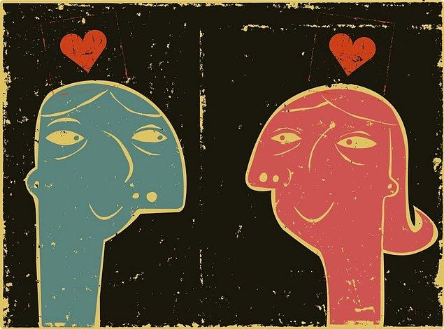Birinin sizin için potansiyel bir partner olup olmadığına karar vermeniz yalnızca üç dakika sürüyor.