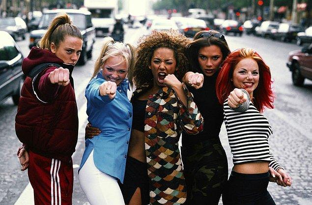 "Клипу Spice Girls ""If you wanna be my lover"" исполняется 21 год в 2017."